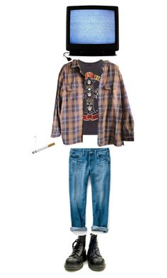 """""""Untitled #43"""" by itskoda on Polyvore featuring GAS Jeans, Topshop and Timberland"""