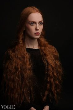 red hair #pre-raphaelite