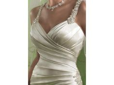 Mary's Bridal 3y133: buy this dress for a fraction of the salon price on PreOwnedWeddingDresses.com