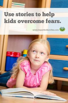 """Help your anxious or worried child feel confident using the power of storytelling. Help your child create new endings to their """"worry stories"""" that show positive alternatives and good coping skills. Parenting Toddlers, Parenting Tips, Social Skills For Kids, Positive Parenting Solutions, Emotional Development, Child Development, Anxiety In Children, Kids Behavior, Coping Skills"""