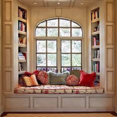 Perfect place for reading