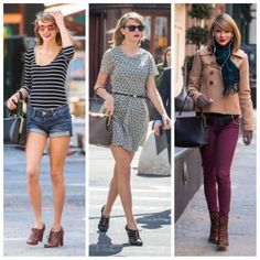 13 Days of Incredible Taylor Swift Fashion