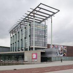 Netherlands Architecture Institute, Rotterdam