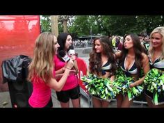 Seattle Seahawk Seagals at Toyota Shootoff