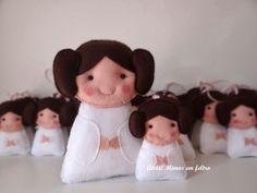 Pampering Workshop Felt: Star Wars Princess Leia (Star Wars)