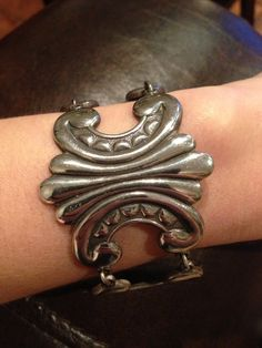 Book Piece Signed SP Sterling Silver 935 Taxco by DorianGreys, $225.00