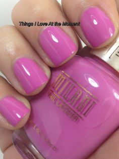 MIlani Nail Lacquer Collection for 2014! Cupid's TOuch