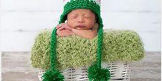 Bebek Örgü Bere ve Şapka Modelleri 2017
