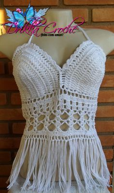 Feita com Linha 100% algodão <br>esta pela veste 40 ao 42 <br> <br>Outras cores e tamanho sobre encomenda <br>prazo de produção 10 a 15 dias