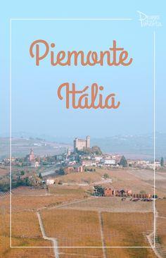 Uma das mais nobres regiões vinícolas da Itália, é aqui que se produz o Barolo. Mas, o passeio vai muito além disso. Descubra o Piemonte. #Piemonte #Italia #Italy #Wine #Vinho