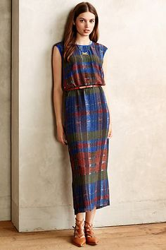 Andaz Maxi Dress - anthropologie.com