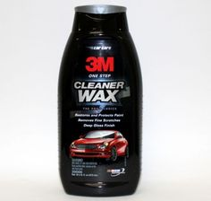The Difference Between a Cleaner/Wax and a Finishing Wax