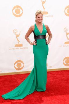 Wholesale Deep V-neck Celebrity Prom Dresses At the Annual Primetime Emmy  Awards 1b54dbfba758