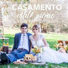 Tem algo mais romântico e aconchegante do que um picnic? Hoje quero apresentar para vocês um formato de casamento exatamente assim: o Picnic Wedding, onde esse cenário intimista de toalhas estendidas na grama, almofadas e mesas baixinhas fazem parte do casamento também! ❤ O post está recheado de dicas e inspirações, vem ver: WWW.BERRIESANDLOVE.COM (link na bio) - 🇨🇦 Planning a Picnic Wedding? You can't miss today's post full of tips and inspirations. See you there! #berriesandlove…