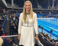 Rebecca Adlington Was Crying Before Returning From The Olympics