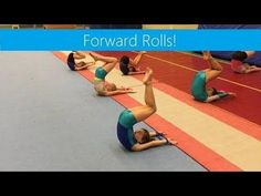 Quick drill to get gymnasts comfortable going backwards, that helps them become confident in their hand placement. Find more drills at www.swingbig.org