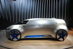 Mercedes-Benz Vision Tokyo Autonomous Concept Has Holograms & a Couch. Is this connected urban lounge the future of transport?