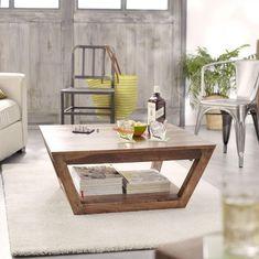 Netradiční stoly a stolky | Konferenční stolek Truncet | netradiční a originální nábytek