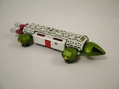Space 1999 Eagle Transporter Dinky