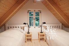 #ferienhaus #cottage #kellerstöckl #lhotel #bedroom #masterbedroom #doppelbett #lampe #ikea #FORSÅ  #schlafzimmer #vintage #landhausstil #weingarten #austria #südburgenland #csaterberg Ikea, Vintage, Bedroom, Austria, Twin Size Beds, Cottage Chic, Cottage House, Bed Room, Room