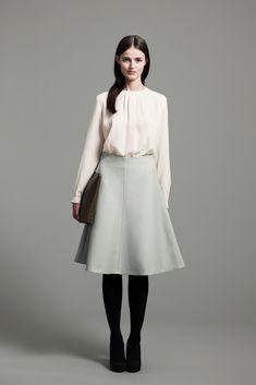 Samuji Fall 2014 Ready-to-Wear Fashion Show