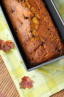 Good Bread... Good Meat... Good God... Let's Eat: Chocolate Chip Pumpkin Bread