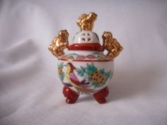 Incense Burner Vintage Priority Shipping Included by JMadisons on Etsy Sold