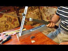 Русская чудо-точилка для ножей! (Strogoff Super Sharpener) - YouTube