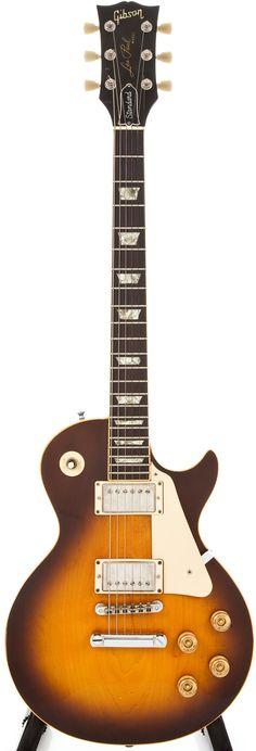 1976 Gibson Les Paul Standard - Tobacco Sunburst