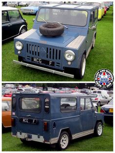 You all know by now I have major soft spot for the Weird & Wacky oddball members of our Mini Family. Take the Whitby Warrior for example, I genuinely love these Minis. Always thought they look like a Miniature Landy!