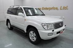 Japanese vehicles to the world: 2005 Toyota Landcruiser VX Limited 4WD