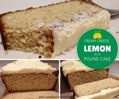 This low carb cream cheese lemon pound cake is sugar-free, gluten-free and delivers as a traditional pound cake with a sweet cream cheese buttercream icing.