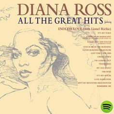 All The Great Hits, an album by Diana Ross - Theme from Mahogany (Do You Know Where You're Going To?)