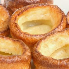 Yorkshire Pudding ⅞ cup of flour (250 grams) ½ teaspoon of salt ½ cup milk ½ cup water 2 large eggs 2½ tablespoons butter for the pan