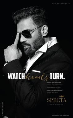 Specta, the first of its kind in India, brings you the most premium eyewear brands to go with your style and your attitude. Press Ad, Eyewear, Attitude, Your Style, Bring It On, Names, Sunglasses, Store, Fashion