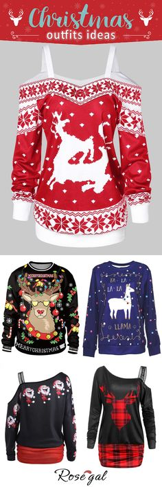 Best how to wear tshirt in winter diy crafts 55 ideas Winter Outfits, Cool Outfits, Fashion Outfits, Womens Fashion, Ugly Sweater Party, Ugly Christmas Sweater, Christmas Tops, Christmas Things, Christmas Fashion