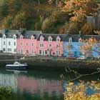 Portree Harbor, Isle of Skye. I am going there next time I visit Scotland