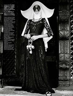 cheia de graça: izabel goulart by giampaolo sgura for vogue brasil february 2013 | visual optimism; fashion editorials, shows, campaigns & more!
