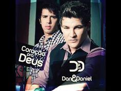 CD Completo - Dan e Daniel - Coração Pra Deus