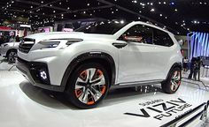 2018 Subaru Forester - Japan Cars Makers The Subaru Motor Company will release new Subaru Forester for western autos market. The current time 2018 Subaru