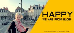 Pharrell Williams - Happy ( We are from Blois )