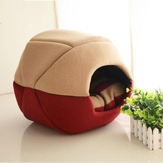 Julie   Comfortable Bubble-Type Dog Bed