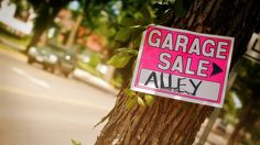 Great Ways to Advertise Your Yard Sale