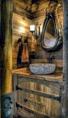 Barn Bathroom, Budget Bathroom Remodel, Bathtub Remodel, Bathroom Inspo, Bathroom Ideas, Bathroom Cabinets, Restroom Cabinets, Bathroom Grey, Bathroom Mirrors