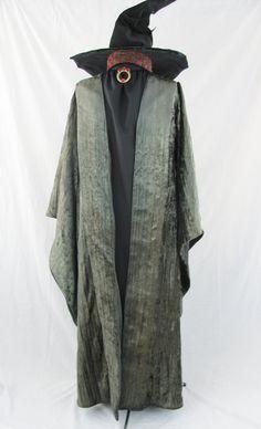 Adult Professor McGonagall Costume Custom Made. $600.00, via Etsy.