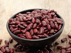 cup small dried red beans, such as Goya, soaked overnight in water to cover and drained Bolognese, Dash Diet Recipes, Pasta E Fagioli, Health Challenge, Red Beans, Recipe Images, Superfoods, How To Stay Healthy, Natural Health