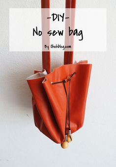 No-Sew Projects