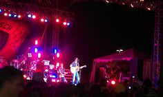 1st time seeing Eric Church @ Crawfish Fest in Biloxi, MS :)