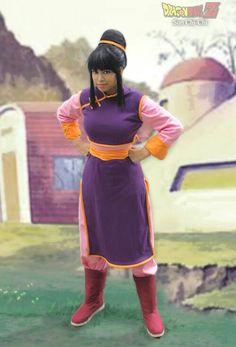 Chichi from Dragon Ball Z #DBZ