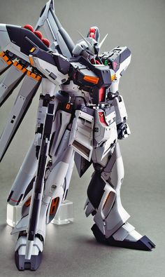 GUNDAM GUY: MG 1/100 Hi-Nu Gundam - Customized Build